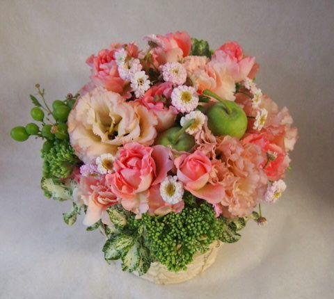 花ギフト|フラワーギフト|誕生日 花|カノシェ話題|スタンド花|ウエディングブーケ|花束|花屋|41410