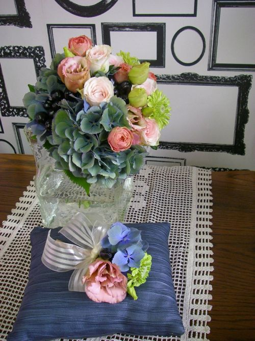 花ギフト|フラワーギフト|誕生日 花|カノシェ話題|スタンド花|ウエディングブーケ|花束|花屋|P1010249