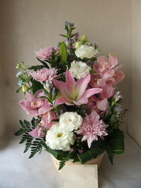 花ギフト|フラワーギフト|誕生日 花|カノシェ話題|スタンド花|ウエディングブーケ|花束|花屋|57633