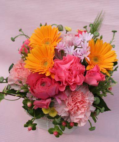花ギフト|フラワーギフト|誕生日 花|カノシェ話題|スタンド花|ウエディングブーケ|花束|花屋|ワルツ2
