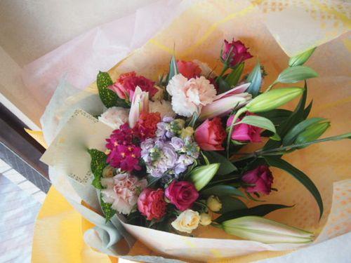 花ギフト|フラワーギフト|誕生日 花|カノシェ話題|スタンド花|ウエディングブーケ|花束|花屋|46796