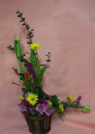 花ギフト|フラワーギフト|誕生日 花|カノシェ話題|スタンド花|ウエディングブーケ|花束|花屋|OKETANISAN-L