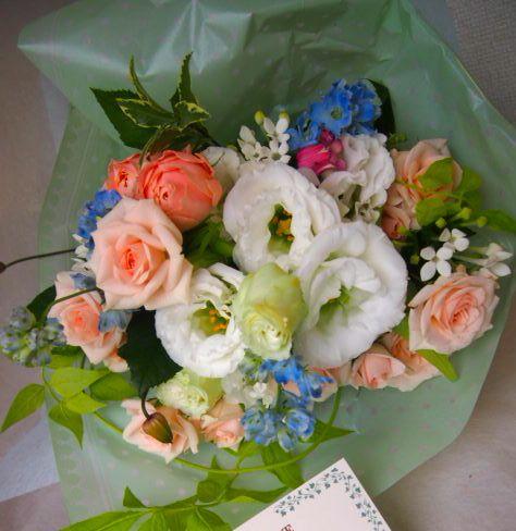 花ギフト|フラワーギフト|誕生日 花|カノシェ話題|スタンド花|ウエディングブーケ|花束|花屋|41569