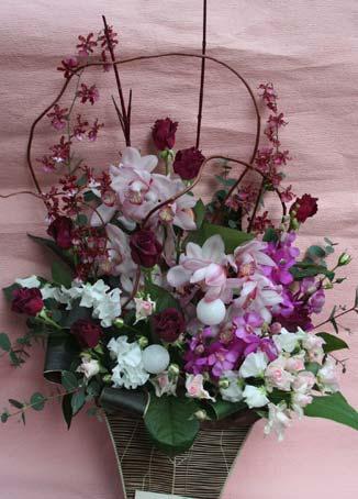 花ギフト|フラワーギフト|誕生日 花|カノシェ話題|スタンド花|ウエディングブーケ|花束|花屋|sinbimo