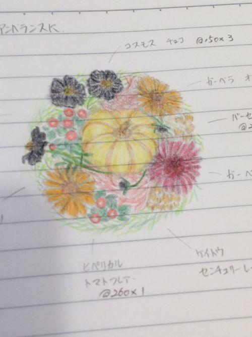 花ギフト|フラワーギフト|誕生日 花|カノシェ話題|スタンド花|ウエディングブーケ|花束|花屋|IMG_7996
