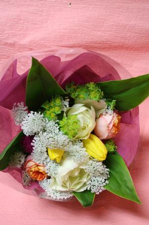 花ギフト|フラワーギフト|誕生日 花|カノシェ話題|スタンド花|ウエディングブーケ|花束|花屋|410bou