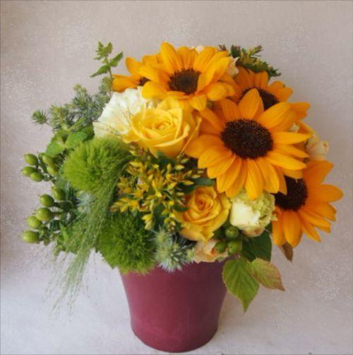 花ギフト|フラワーギフト|誕生日 花|カノシェ話題|スタンド花|ウエディングブーケ|花束|花屋|49041