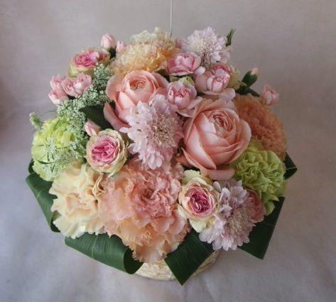 花ギフト|フラワーギフト|誕生日 花|カノシェ話題|スタンド花|ウエディングブーケ|花束|花屋|47594