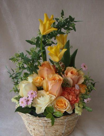 花ギフト|フラワーギフト|誕生日 花|カノシェ話題|スタンド花|ウエディングブーケ|花束|花屋|46361(1)