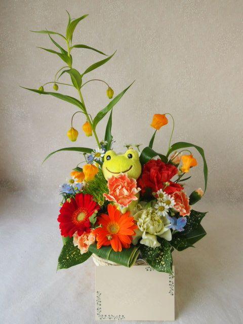 花ギフト|フラワーギフト|誕生日 花|カノシェ話題|スタンド花|ウエディングブーケ|花束|花屋|53627