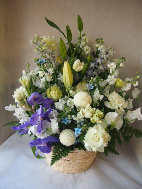 花ギフト|フラワーギフト|誕生日 花|カノシェ話題|スタンド花|ウエディングブーケ|花束|花屋|53416
