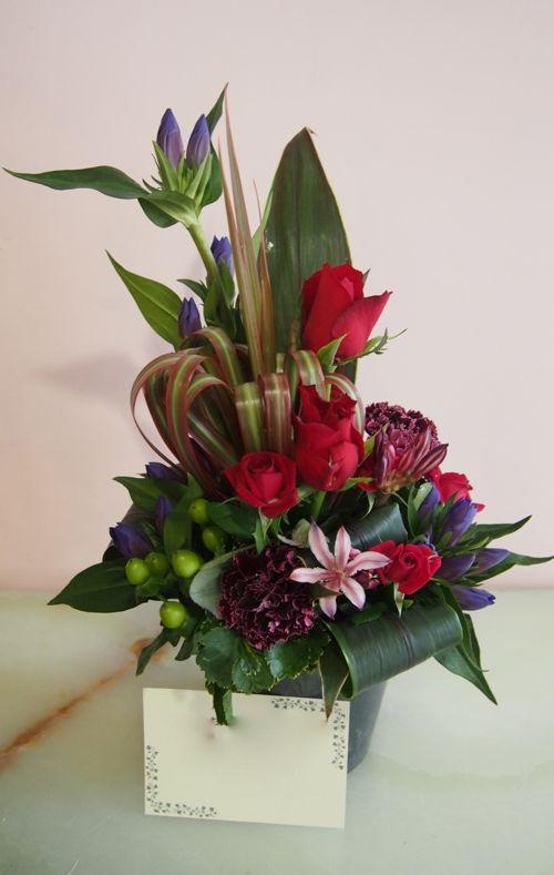 花ギフト|フラワーギフト|誕生日 花|カノシェ話題|スタンド花|ウエディングブーケ|花束|花屋|58134