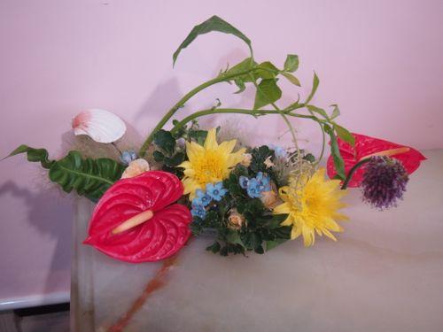 花ギフト|フラワーギフト|誕生日 花|カノシェ話題|スタンド花|ウエディングブーケ|花束|花屋|P6290538