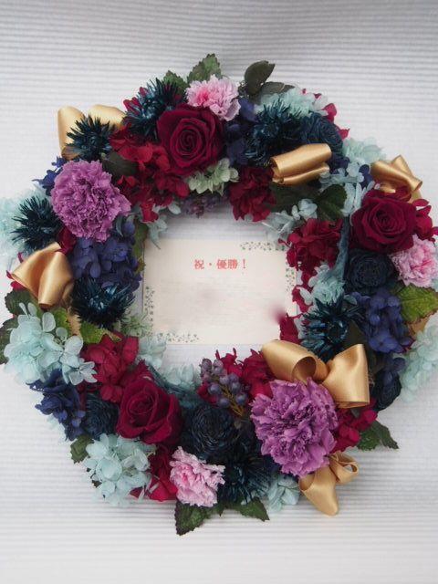 花ギフト|フラワーギフト|誕生日 花|カノシェ話題|スタンド花|ウエディングブーケ|花束|花屋|52423