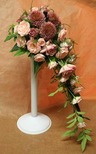花ギフト フラワーギフト 誕生日 花 カノシェ話題 スタンド花 ウエディングブーケ 花束 花屋 ひとみさん キャ