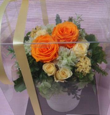 花ギフト フラワーギフト 誕生日 花 カノシェ話題 スタンド花 ウエディングブーケ 花束 花屋 -様