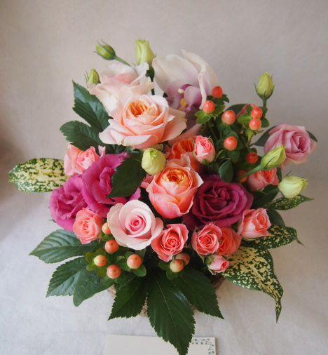 花ギフト|フラワーギフト|誕生日 花|カノシェ話題|スタンド花|ウエディングブーケ|花束|花屋|42699
