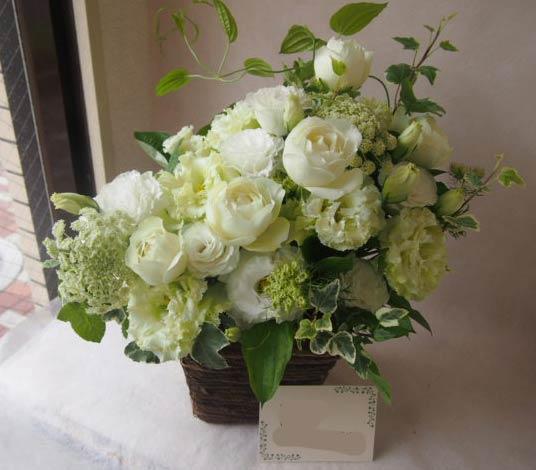 花ギフト|フラワーギフト|誕生日 花|カノシェ話題|スタンド花|ウエディングブーケ|花束|花屋|P6225290