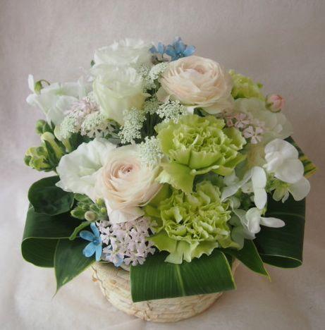 花ギフト|フラワーギフト|誕生日 花|カノシェ話題|スタンド花|ウエディングブーケ|花束|花屋|46972