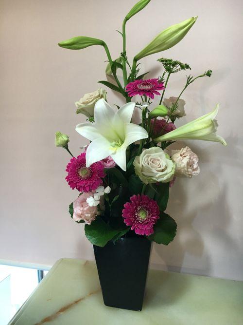 花ギフト|フラワーギフト|誕生日 花|カノシェ話題|スタンド花|ウエディングブーケ|花束|花屋|IMG_1505