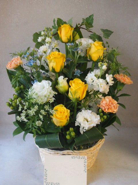 花ギフト|フラワーギフト|誕生日 花|カノシェ話題|スタンド花|ウエディングブーケ|花束|花屋|51705