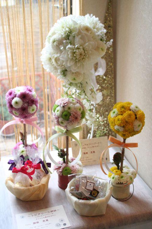 花ギフト|フラワーギフト|誕生日 花|カノシェ話題|スタンド花|ウエディングブーケ|花束|花屋|IMG_1051