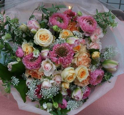 花ギフト フラワーギフト 誕生日 花 カノシェ話題 スタンド花 ウエディングブーケ 花束 花屋 ranansukabi