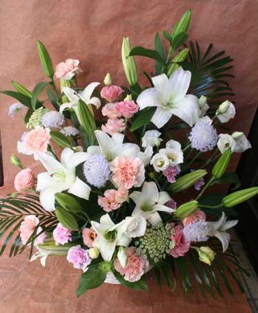 花ギフト フラワーギフト 誕生日 花 カノシェ話題 スタンド花 ウエディングブーケ 花束 花屋 おくやみ