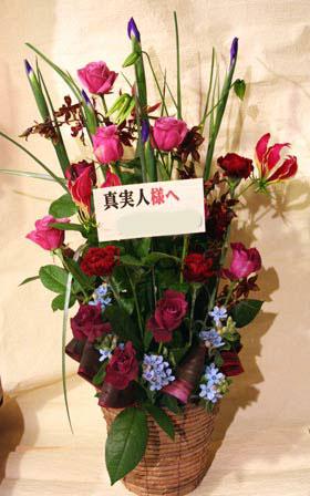 花ギフト|フラワーギフト|誕生日 花|カノシェ話題|スタンド花|ウエディングブーケ|花束|花屋|rie-