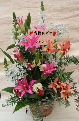 花ギフト|フラワーギフト|誕生日 花|カノシェ話題|スタンド花|ウエディングブーケ|花束|花屋|toshi-sinbi