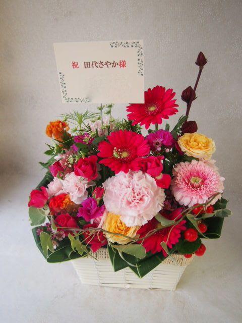 花ギフト|フラワーギフト|誕生日 花|カノシェ話題|スタンド花|ウエディングブーケ|花束|花屋|51767