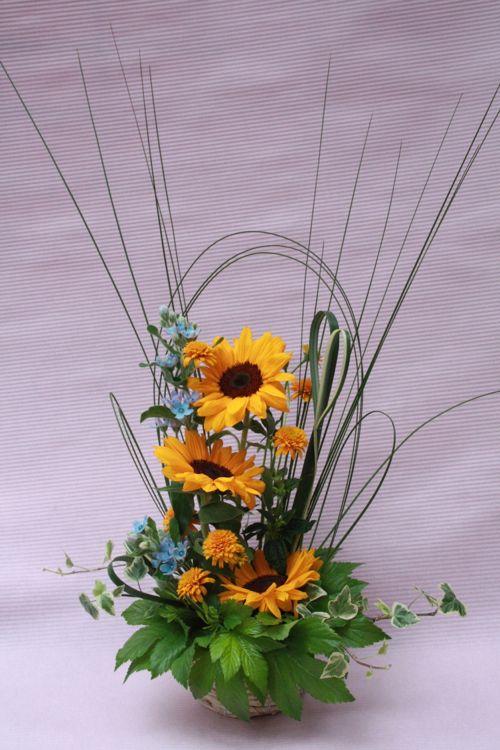 花ギフト|フラワーギフト|誕生日 花|カノシェ話題|スタンド花|ウエディングブーケ|花束|花屋|IMG_3913