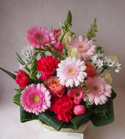 花ギフト|フラワーギフト|誕生日 花|カノシェ話題|スタンド花|ウエディングブーケ|花束|花屋|38205