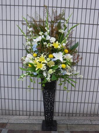 花ギフト|フラワーギフト|誕生日 花|カノシェ話題|スタンド花|ウエディングブーケ|花束|花屋|aian-k