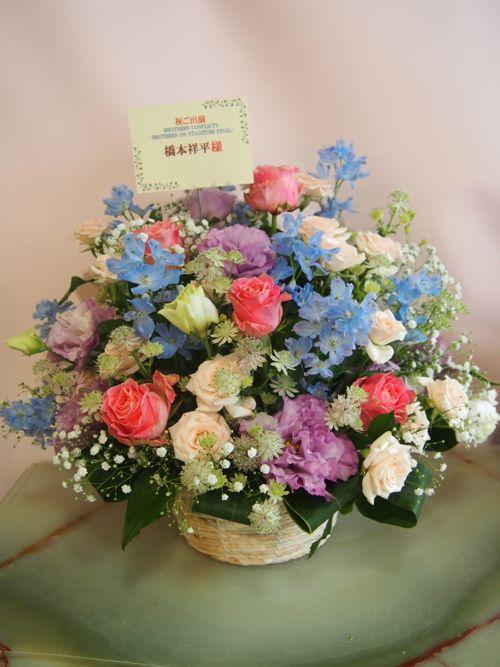 花ギフト|フラワーギフト|誕生日 花|カノシェ話題|スタンド花|ウエディングブーケ|花束|花屋|56705
