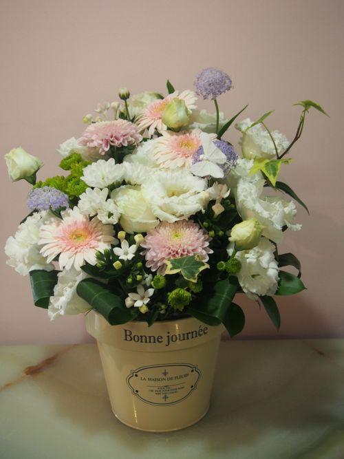 花ギフト|フラワーギフト|誕生日 花|カノシェ話題|スタンド花|ウエディングブーケ|花束|花屋|55992