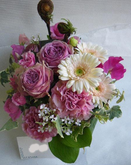花ギフト|フラワーギフト|誕生日 花|カノシェ話題|スタンド花|ウエディングブーケ|花束|花屋|ayu