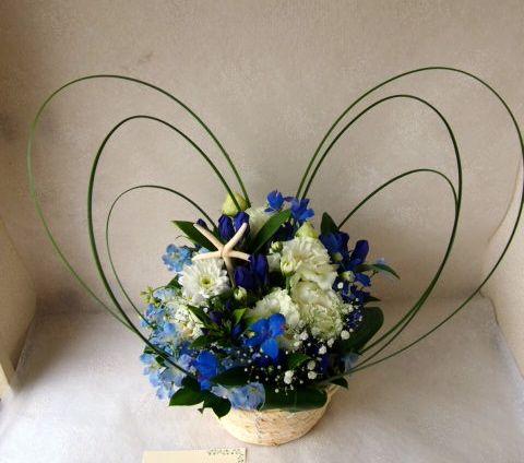 花ギフト|フラワーギフト|誕生日 花|カノシェ話題|スタンド花|ウエディングブーケ|花束|花屋|57505