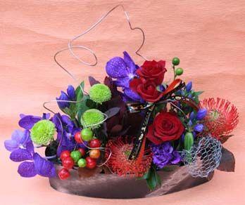 花ギフト|フラワーギフト|誕生日 花|カノシェ話題|スタンド花|ウエディングブーケ|花束|花屋|2011_haro_a_1