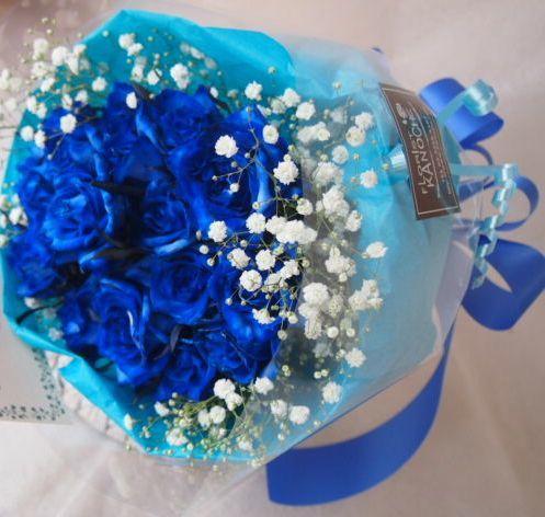 花ギフト フラワーギフト 誕生日 花 カノシェ話題 スタンド花 ウエディングブーケ 花束 花屋 42405