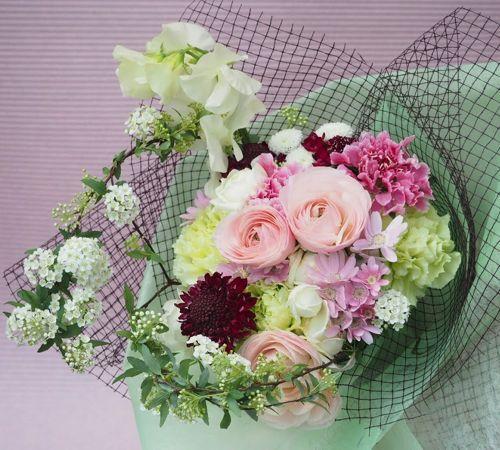 花ギフト|フラワーギフト|誕生日 花|カノシェ話題|スタンド花|ウエディングブーケ|花束|花屋|2016_wd_b