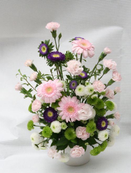 花ギフト|フラワーギフト|誕生日 花|カノシェ話題|スタンド花|ウエディングブーケ|花束|花屋|IMG_0589