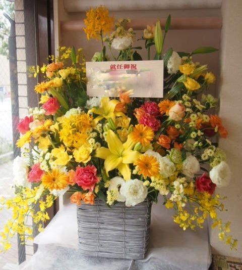 花ギフト|フラワーギフト|誕生日 花|カノシェ話題|スタンド花|ウエディングブーケ|花束|花屋|45861