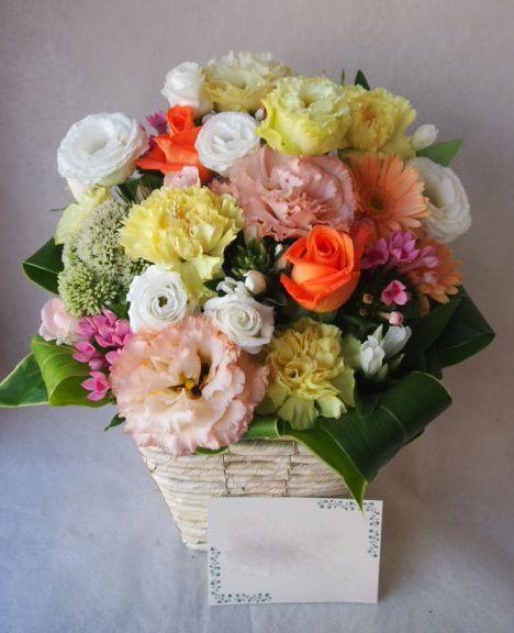 花ギフト|フラワーギフト|誕生日 花|カノシェ話題|スタンド花|ウエディングブーケ|花束|花屋|42117