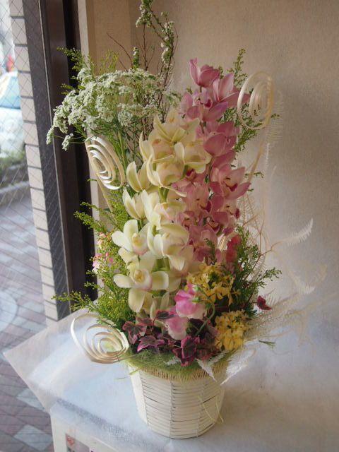 花ギフト|フラワーギフト|誕生日 花|カノシェ話題|スタンド花|ウエディングブーケ|花束|花屋|53091