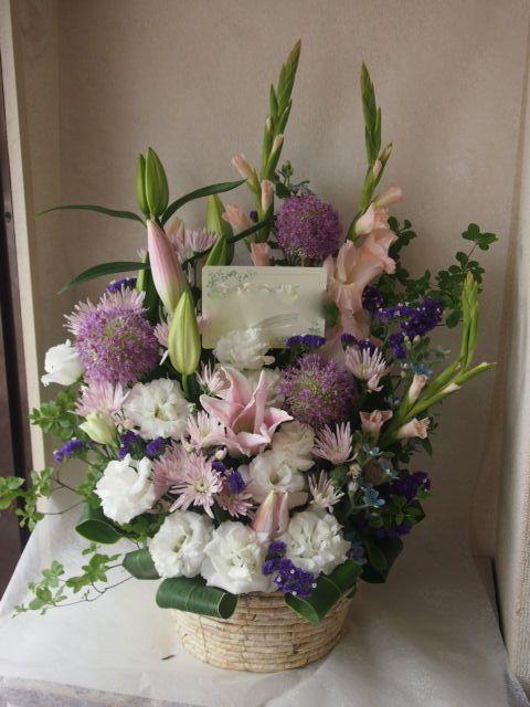 花ギフト|フラワーギフト|誕生日 花|カノシェ話題|スタンド花|ウエディングブーケ|花束|花屋|48603