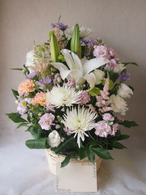 花ギフト|フラワーギフト|誕生日 花|カノシェ話題|スタンド花|ウエディングブーケ|花束|花屋|52036