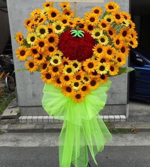 花ギフト|フラワーギフト|誕生日 花|カノシェ話題|スタンド花|ウエディングブーケ|花束|花屋|トマト