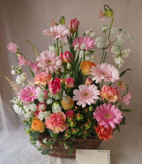 花ギフト|フラワーギフト|誕生日 花|カノシェ話題|スタンド花|ウエディングブーケ|花束|花屋|46122