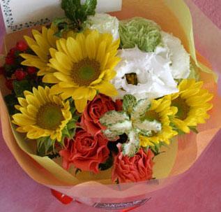 花ギフト|フラワーギフト|誕生日 花|カノシェ話題|スタンド花|ウエディングブーケ|花束|花屋|さや6